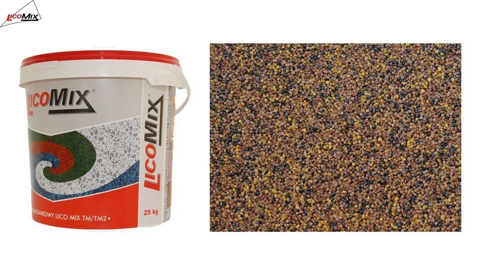 tynk mozaikowy lico mix