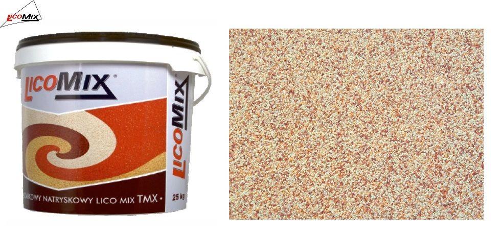 tynk mozaikowy natryskowy