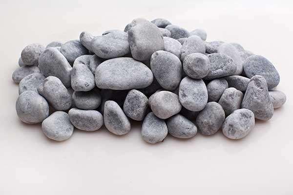 Otoczaki Kamienie Ozdobne 25 40 Mm 06t Bardiglio Garden Stones